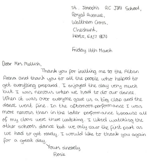 key features persuasive letter ks letter key