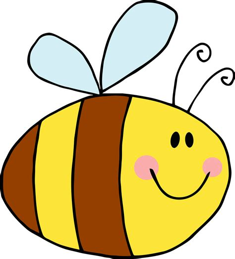 bee clipart 100 bee clip images black and white