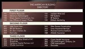 building directory template digital building directory in offices firms company