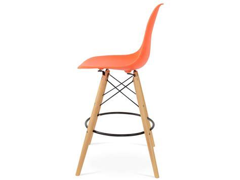 Chaise Bar Orange by Chaise De Bar Dsb Orange