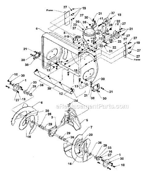 mtd snowblower parts diagram mtd snow blower parts diagram car interior design