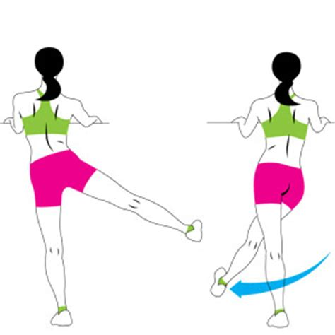 leg swings exercise side to side leg swing women s health