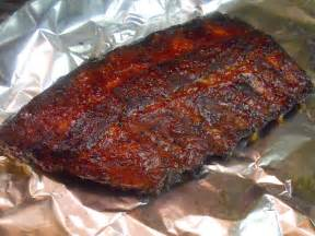 chipotle bbq oven ribs recipe dishmaps