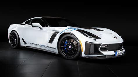 geiger chevrolet corvette  carbon  edition