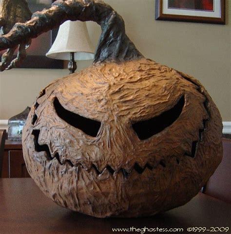 How To Make Paper Mache Decorations - paper mache paper mache pumpkins 12 tutorials