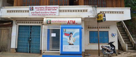 atm banche come usare i bancomat e gli atm in laos tuttolaos
