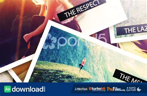 slideshow template after effects free download 3d photo slideshow pond5 free download free after