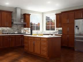 7 Foot Kitchen Island glenwood beech kitchen cabinetry other metro by