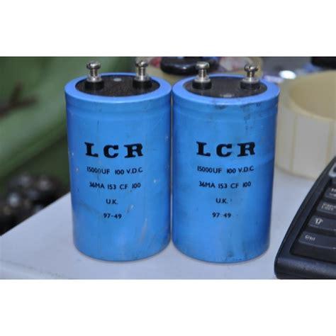 lcr capacitor lcr 15000 uf 100 volts 15 000 mfd capacitor topkapı bilgisayar