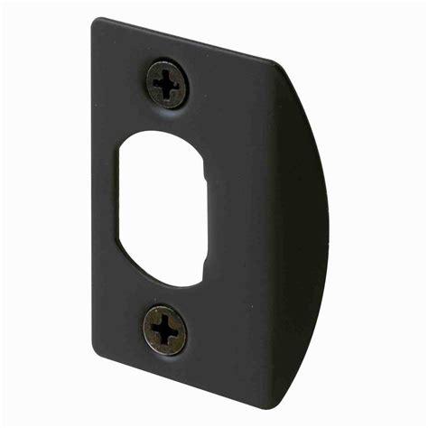 Stiker Stiker Plat prime line bronze standard latch strike plates 2 pack e