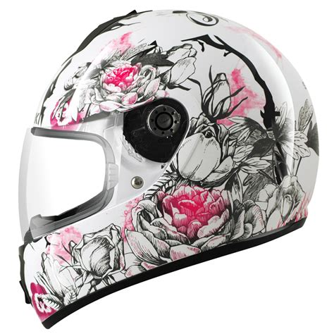 Motorradhelm Rosa by 2013 Shark S600 Season Womens Motorcycle