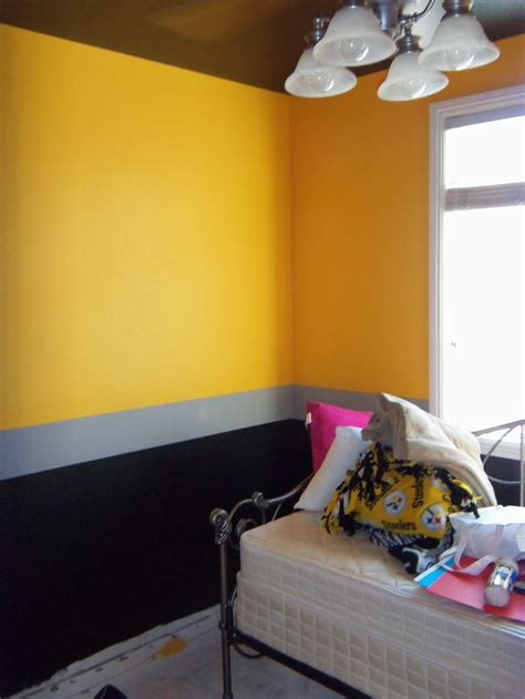 steelers bedroom decor 1000 images about steelers room decor on pinterest