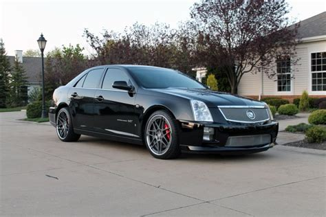 Handmade By Sts Personalized - fs 2006 cadillac sts v supercharged 573hp 583 tq custom