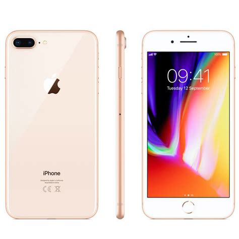 Iphone 8 Plus 64gb Grey Garansi Internasional apple iphone 8 plus 64gb 256gb silver grey gold unlocked simfree smartphone ebay