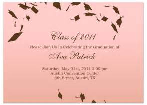 graduation invitation templates free word top 20 graduation invitation templates microsoft word for