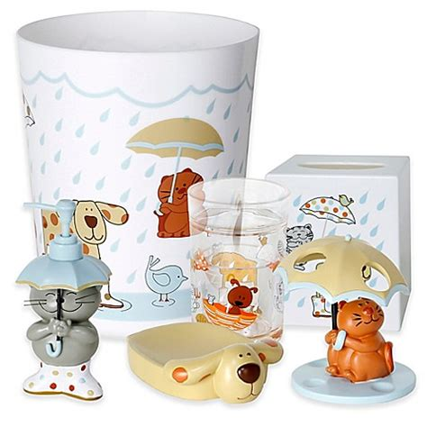 cat themed bathroom decor saturday knight raining cats and dogs bath ensemble bed