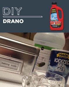 homemade drano for sink 1000 images about drain cleaner on pinterest natural