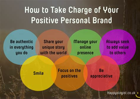 How Of How To Take Charge Of Your Positive Personal Brand