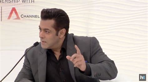 salman khan casting couch salman khan s shocking statement on casting couch in