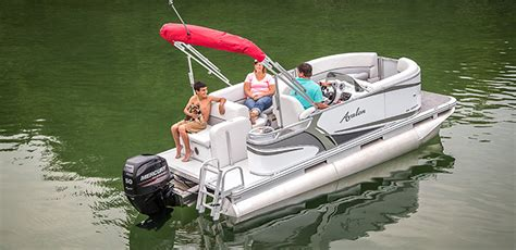 how thick are aluminum pontoons pontoon boats for sale