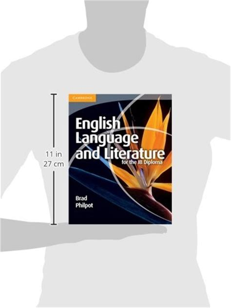 libro english language and literature libro english language and literature for the ib diploma di brad philpot