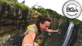 mike wilson rope swing the world s most extreme sports revealed daily mail online