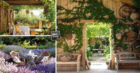arredare casa in stile country come arredare il giardino in stile country 15 idee vi