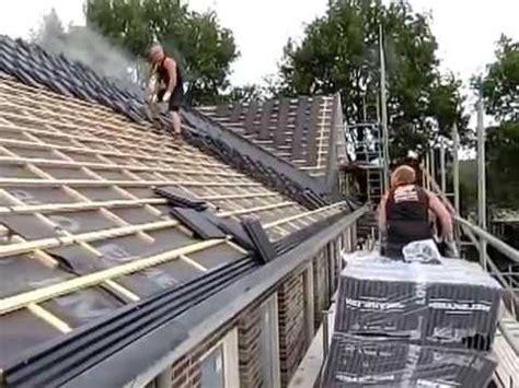 dakpannen leggen dakpannen leggen youtube