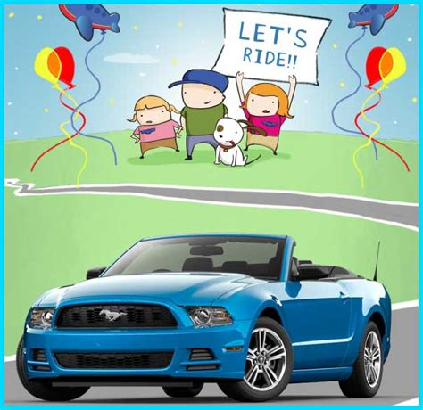 Car Sweepstakes And Giveaways - ford mustang sweepstakes giveaway