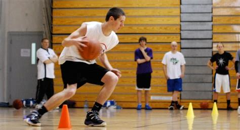 2 great basketball drills to do on your own stack