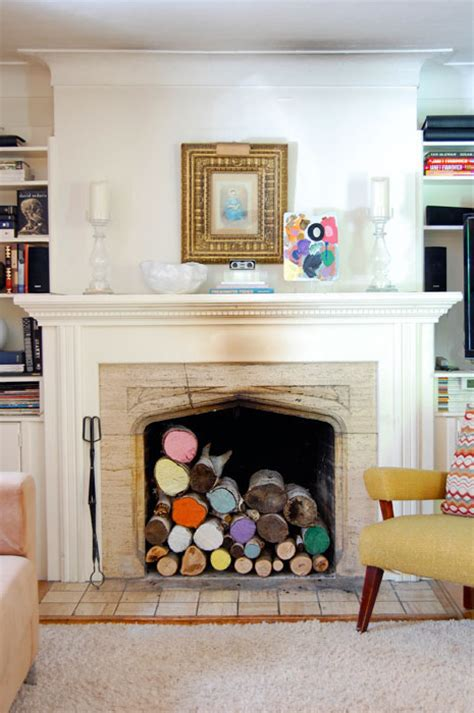 what to do with unused fireplace 15 ideas for a non working fireplace hello glow