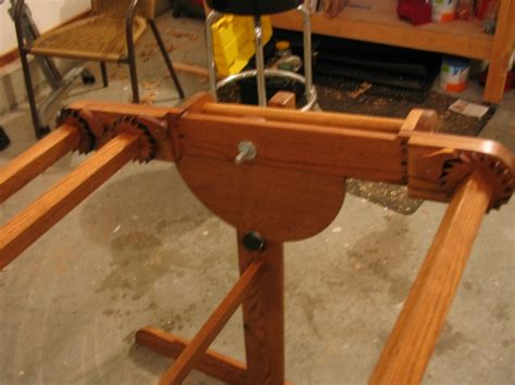 quilting frame woodworking talk woodworkers forum
