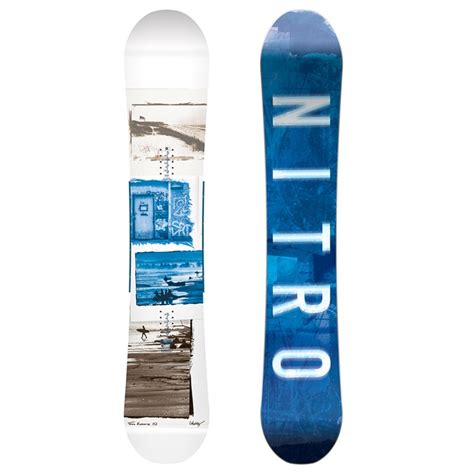 tavola snowboard nitro nitro team exposure gullwing snowboard 2018 evo