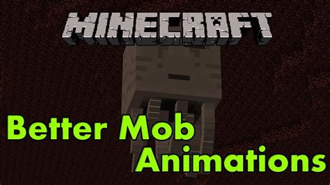 minecraft better animations mod minecraft mods better animations collection