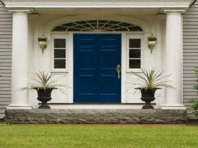 ideas various design and style of the front door colors