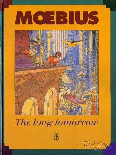 libro the long tomorrow moebius 1994 b tebeosfera