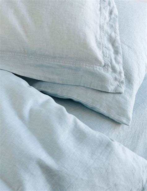 washed linen bedding washed linen bedding traditional sheets by toast