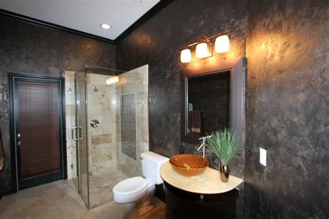 metallic paint in bathroom morrone interiors making a splash with a pool bath