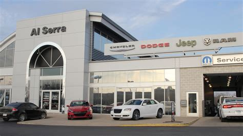 Al Serra Chrysler by Dealerships Serra Automotive