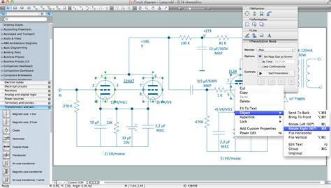 free software for electrical wiring diagram on drawing