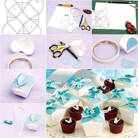 how to make a simple gift box diy simple gift box home diy
