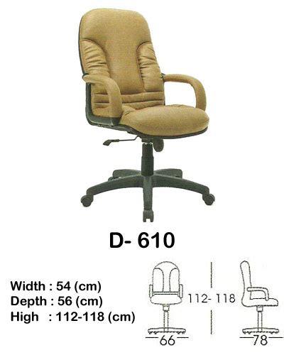 Kursi Direktur Kantor Manager Reclening kursi kantor direktur manager indachi d 610 sentra