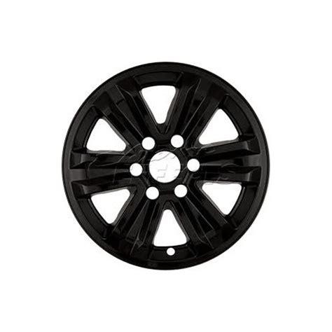 "2015 ford f150 17"" black wheel skins / covers"