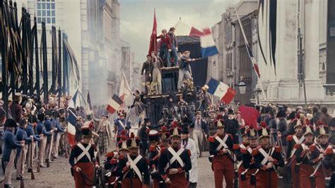 Les Miserables Returns To Broadway by Les Miserables Barricade Www Pixshark Images