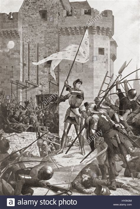 the siege of orleans joan of arc at the siege of orleans may 1429 joan of arc