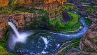 Flowers In Idaho Falls - palouse falls fonds d 233 cran arri 232 res plan 1920x1080