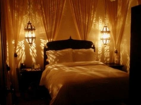 Romantic Bedrooms | 48 romantic bedroom lighting ideas digsdigs