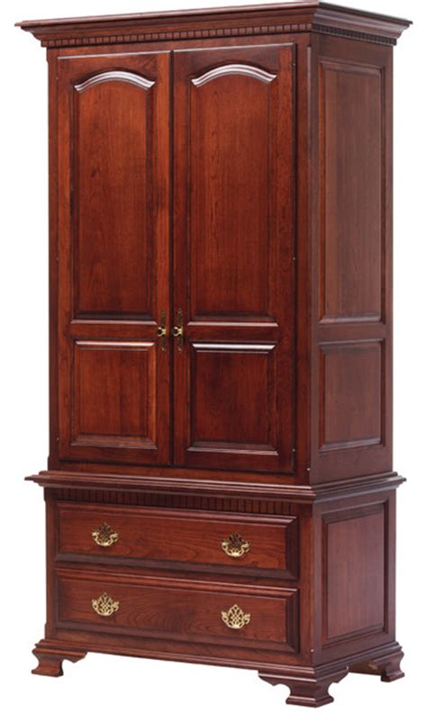2 piece armoire victoria s tradition 2 piece tall armoire traditional