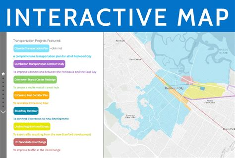 community development maps gis maps gis property research city of redwood city