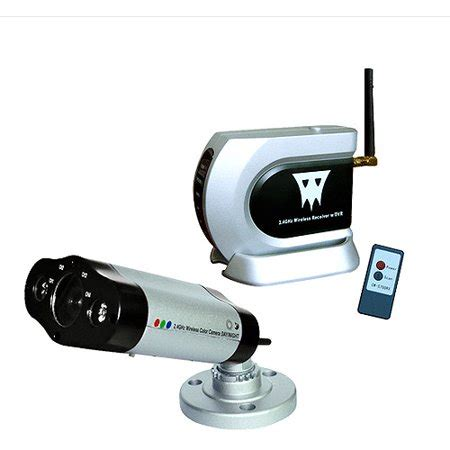 clover cw5700 2.4ghz wireless security camera system